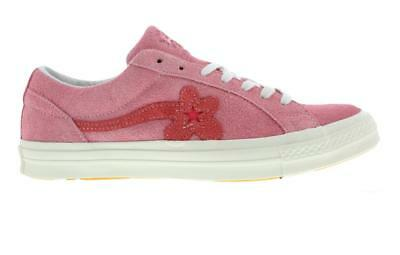 b6a61a71879 Converse One Star Golf Le Fleur Tyler The Creator Chuck Taylor Pink Suede