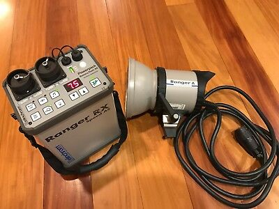 Elinchrom Ranger RX Speed AS 1100W/s Kit with A Head