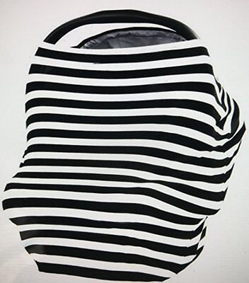Nursing Scarf Cover Up Apron Breastfeeding & Baby Car Seat Canopy MORE COLORS