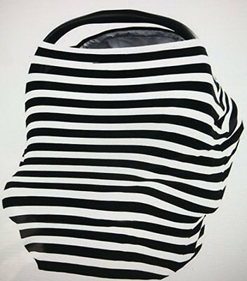 Nursing Scarf Cover Up Apron for Breastfeeding & Baby Car Seat Canopy
