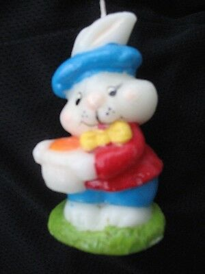 Easter Bunny Candle