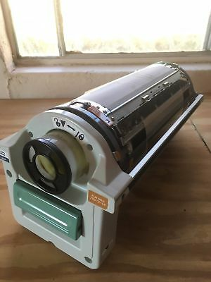 RISO Risograph EZ Drum S4889 with Storage Case and 2-1/2 tubes of Flat Gold Ink