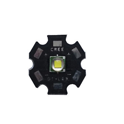 Led chip CREE XML T6  U2 LED 10 W 1100Lm Blanco