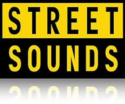 Electro Street Sounds Ultimate Collection Inc Electro 1-22, Crucial + Loads More