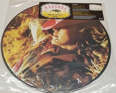 MADONNA MUSIC Picture Disc Vinyl, mint, rar, rare