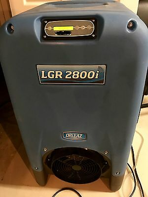 400151 Dri-Eaz LGR 2800i High Temperature Refrigerant Dehumidifier F410