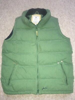 Boys Joules Padded Gilet Age 11-12 Years