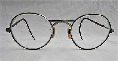 Vintage American Optical AO Ful-Vue Reading/Safety Glasses Eyeglass Steampunk