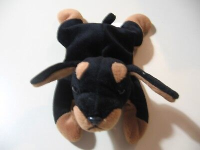 TY Beanie Baby Doby the Puppy Dog