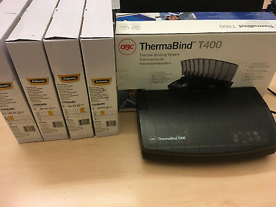 Thermobindegerät  ThermaBind T400+ Thermobindemappen