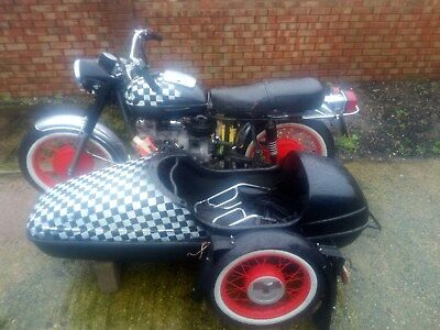 URAL 650 & Velorex Sports Combination Project PRICE REDUCED NO RESERVE  !!!!!!