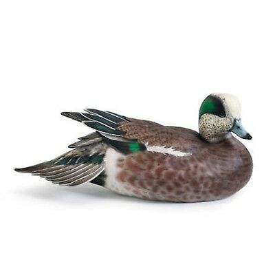Big Sky Carvers Limited Edition Handcast Wigeon Duck Decoy