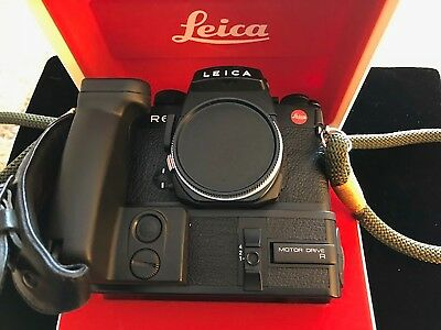 Leica R6 with Motor Drive R
