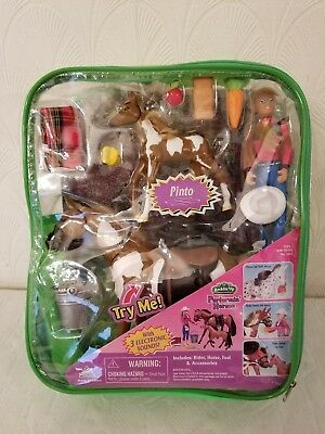 2002 Saddle Up Performin Horses Backpack