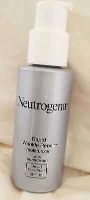 Neutrogena Rapid Wrinkle Repair DAY SPF30, w/HYALURONIC ACID--OUT OF BOX SPECIAL