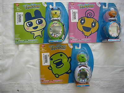 BANDAI TAMAGOTCHI V7 Tama-Go TamaTown New and Sealed choose from 3 colours
