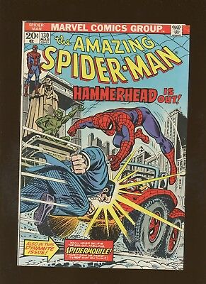 Amazing Spider-Man 130 FN/VF 7.0 * 1 Book * 1st Spider-Mobile! Conway & Andru!