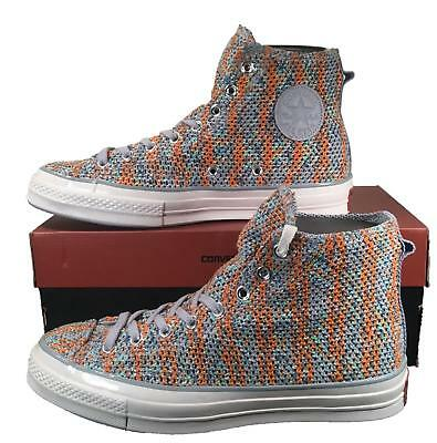 0eabb2d80010 Converse by Missoni Chuck Taylor All Star 1970 Hi Top Knitted  200 153106C  RARE!