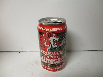 1989 Crush Orange in the Jungle soda can.