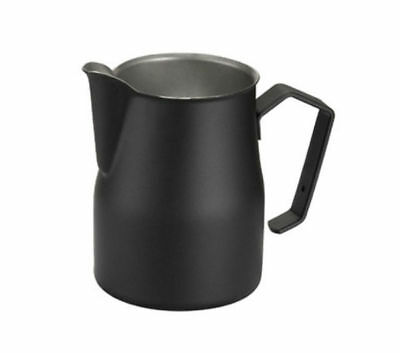 NEW Motta Europa Milk Jug - Black Coffee