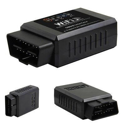 Car OBD2 WIFI  Scanner Diagnostic Code Reader Tool for IOS & Android & Windows