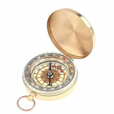 NEW Vintage Antique Classic STYLE Pocket Style Multifunction Camping Compass