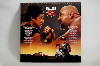 Over the Top Stallone Soundtrack LP-Vinyl