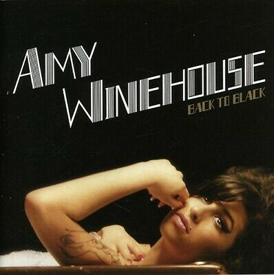 Winehouse, Amy : Back to Black [Clean Version] CD