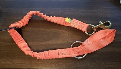 Weaver Bungee Chain Saw Strap Orange 0898225 FREE SHIPPING Arborist