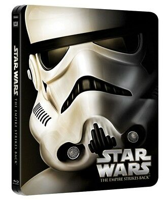 Star Wars: Episode V The Empire Strikes Back Steelbook Blu Ray