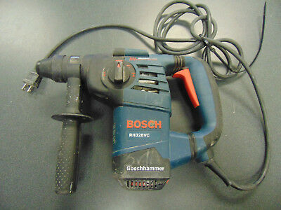 Bosch RH328VC Corded SDS-Rotary Hammer Drill