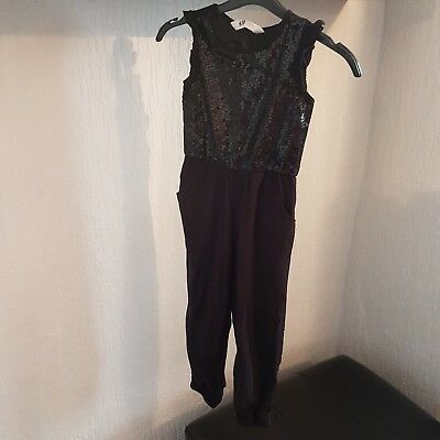 Girls all-in-one trousers Size 4-5 years old