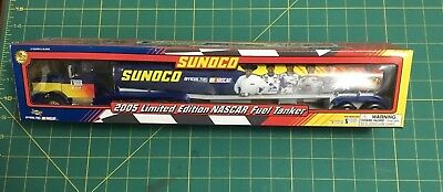 Sonoco 2005 Limited Edition Nascar Fuel Tanker