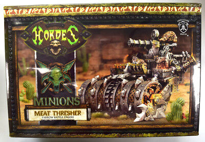 Hordes Minions Meat Thresher Farrow Battle Engine PIP 75055