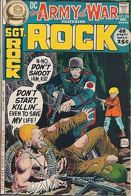 Dc Comics - Our Army At War Sgt. Rock - #239 - Dec 71- 48Pgs - See Photos & Info
