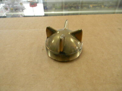 Model T Ford  Brass Radiator Cap With Flaws Great Christmas Deal