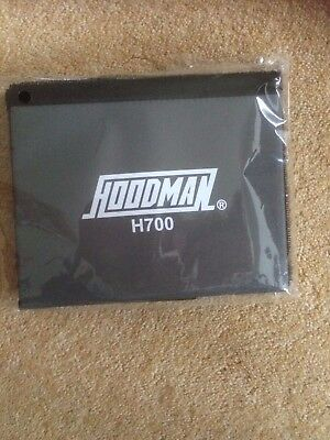 """Hoodman H700 for 6.4-7"""" LCD Screen, collapsable, velcro fastening,new"""