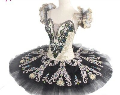 PROFESSIONAL TUTU Black Women's Size Small, Perfect for YAGP