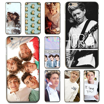Niall Horan One Direction Phone Case for iPhone 8 7 6 6S Plus X 5 5S SE