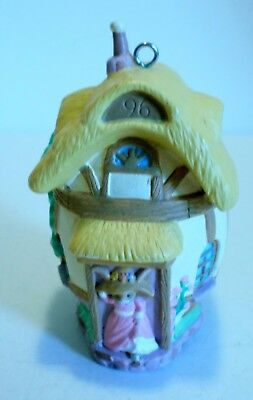 "1996 Hallmark Keepsake Ornament ""Apple Blossom Lane"" 2nd in Series"