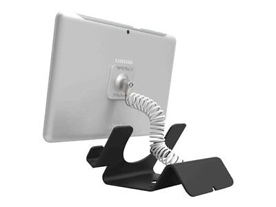 NEW! Maclocks CL12CUTHBB Compulocks Universal Security Tablet Holder Stand for T
