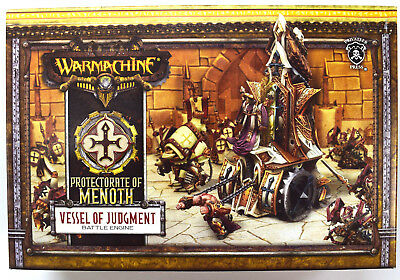 Warmachine Protectorate of Menoth Vessel of Judgement Battle Engine PIP 32073