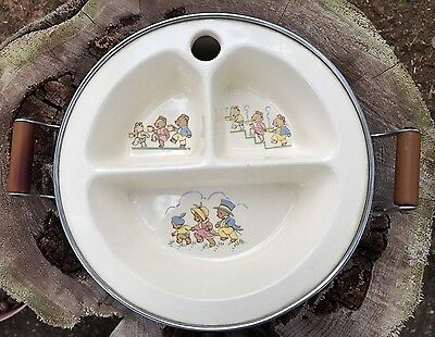 Excello Child's Warming Plate