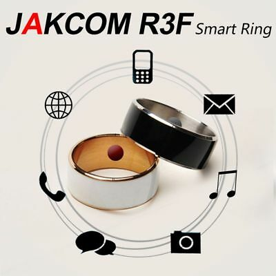 JAKCOM R3 NFC Smart Ring Finger Ring Wearable For Android IOS Windows Phone US