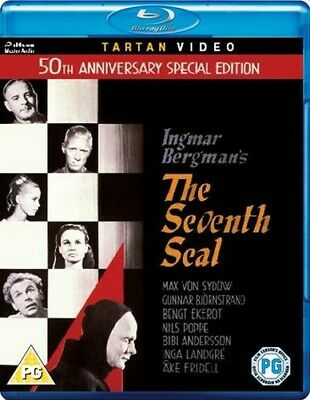 The Seventh Seal [New Blu-ray] UK - Import