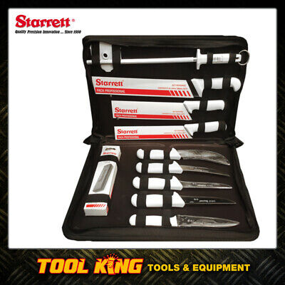 Professional Butchers Knife set 11pc  STARRETT