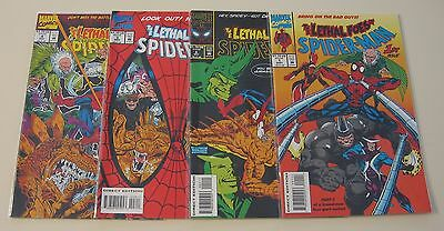 The Lethal Foes of Spider-Man #1-4  [Marvel Comics, 1993]