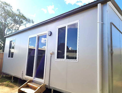 1 Bedroom 28sqm 2 Hours to Set Up Expandable Granny Flat Franchise Opportunity