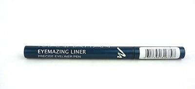 Manhattan Eyemazing Liner Precise Eyeliner Pen 87T Queen of Green
