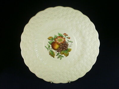 Copeland Spode Floral Entree Plate #2